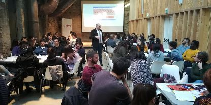 Workshop Bellacoopia University con gli studenti dell'UNIMORE
